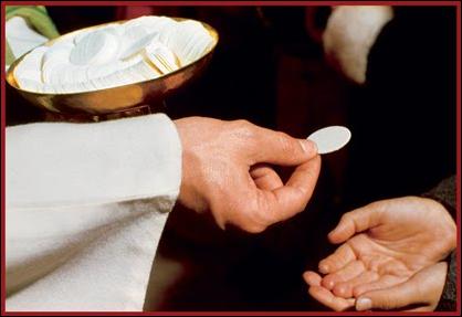 Ministros Extraordinários da Sagrada Comunhão