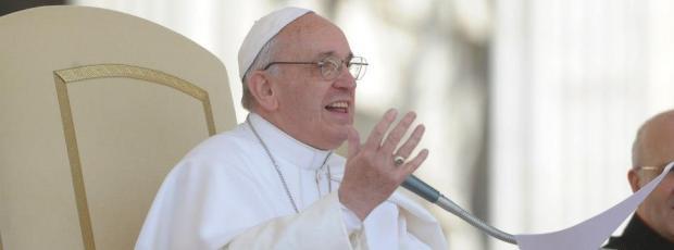 """Papa Francisco: """"Deus nos oferece este tempo a fim de que aprendamos a reconhecê-Lo nos pobres e nos pequenos"""""""
