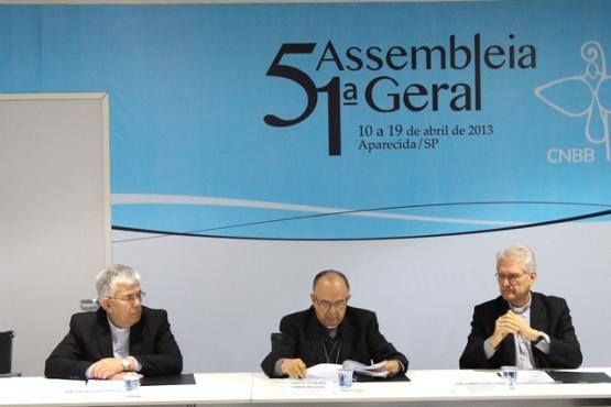 Encerramento da 51ª Assembléia Geral