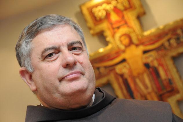 Ministro Geral da OFM é nomeado secretário da Congregação para os Institutos de Vida Consagrada