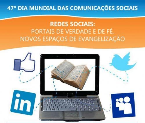 47º Dia Mundial das Comunicações Sociais