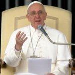 """Papa Francisco: """"Ser cristão é deixar que Cristo transforme nossa vida"""""""