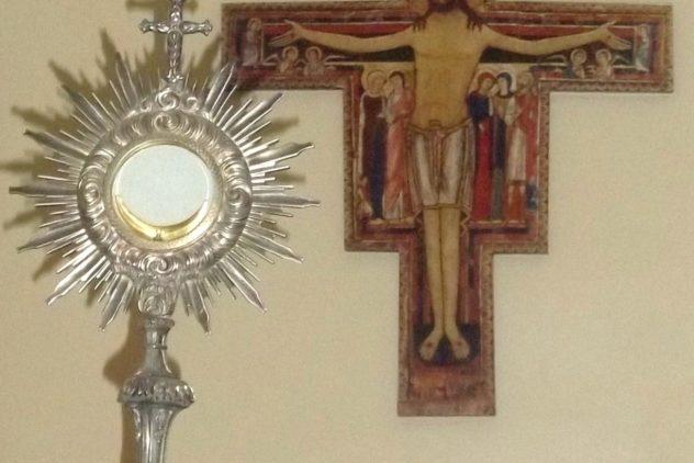 Eucaristia: Nós cremos!