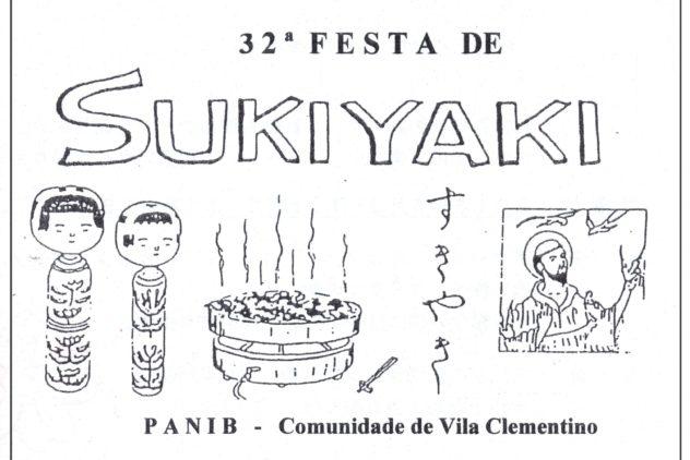 32ª Festa de Sukiyaki