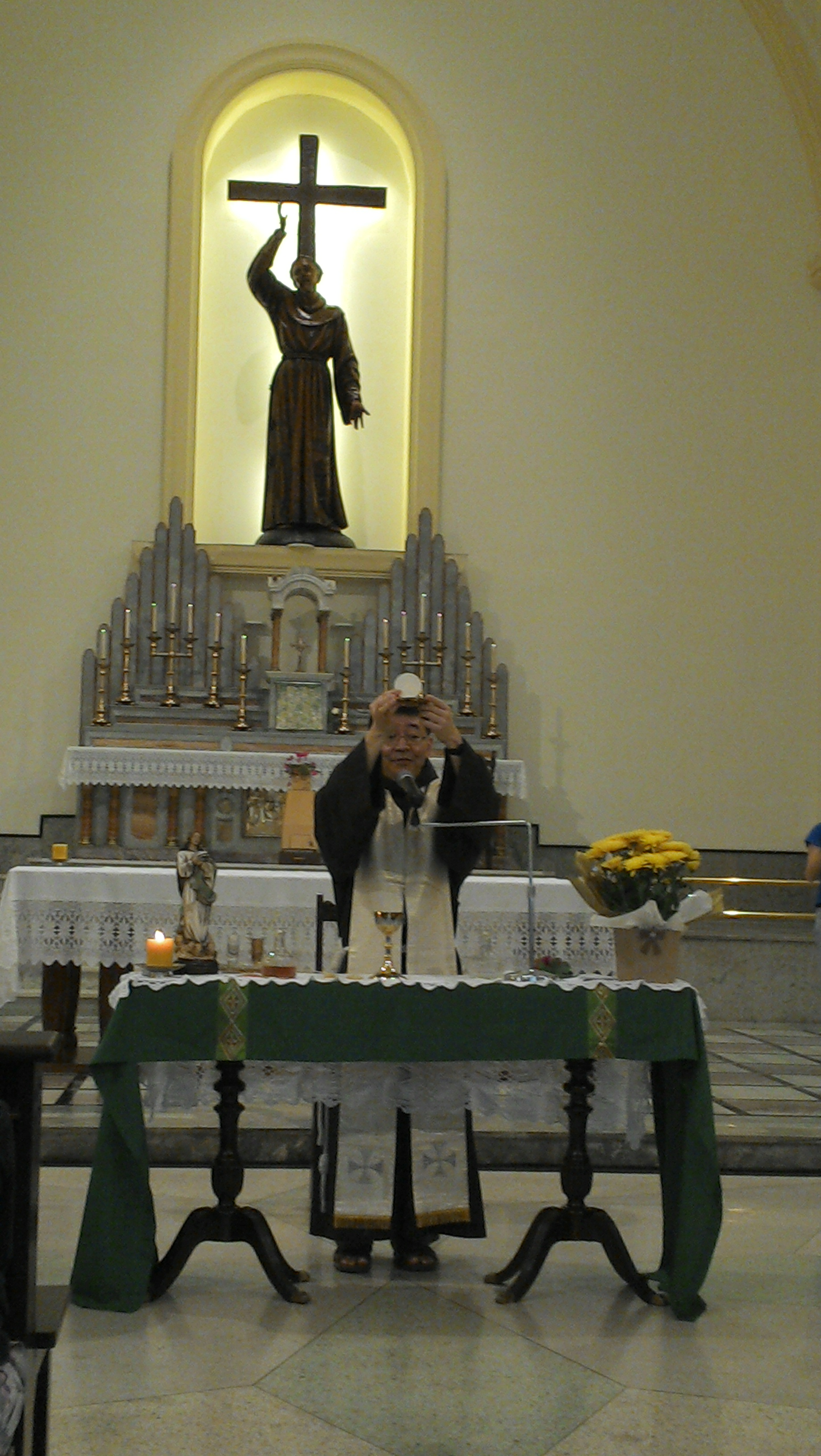 Celebração com as crianças da catequese: ofertar a nossa vida e nossa história ao Senhor