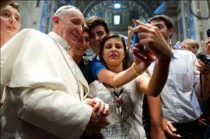 Papa Francisco _Jovens