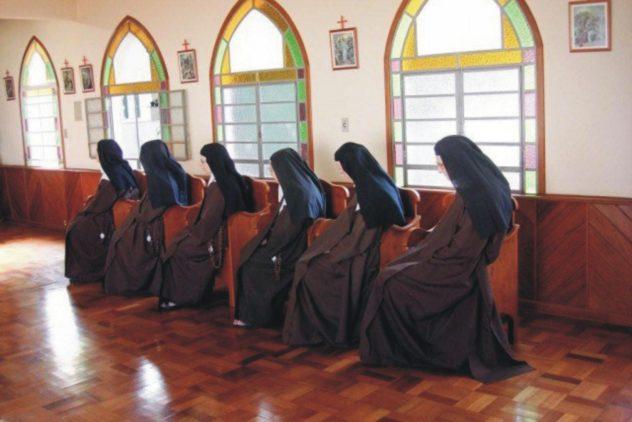 Vida Religiosa Consagrada: presença do Reino