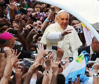 Audiência Geral: Papa relembra JMJ e renova convite ao dia de jejum e oração pela Síria