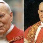 Papas João XXIII e João Paulo II serão canonizados em 2014