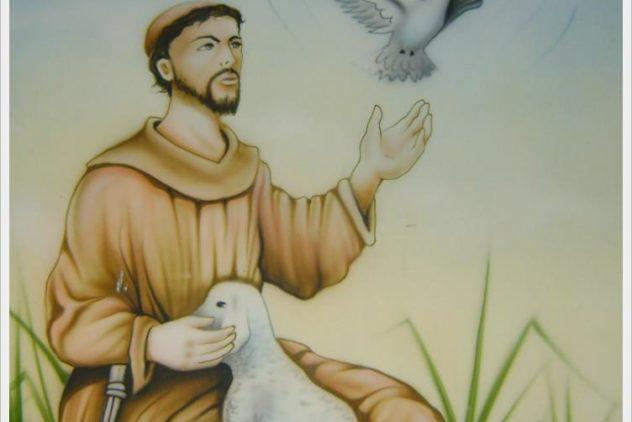 Francisco, modelo de paz