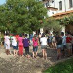 Jovens realizam retiro no Seminário de Agudos