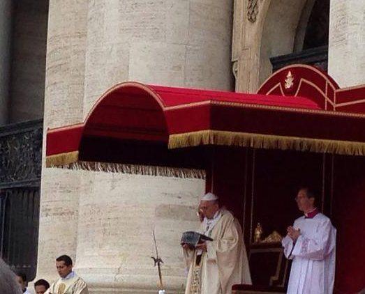"""Papa Francisco encerra o Ano da Fé: """"Cristo, centro da criação, do povo e da história"""""""