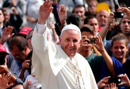 """Assinada a Exortação Apostólica """"A Alegria do Evangelho"""""""