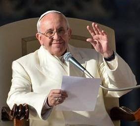 """Papa Francisco: """"O Natal é a festa da confiança e da esperança"""""""