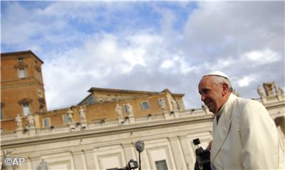 "Papa Francisco: ""Ninguém se salva sozinho!"""