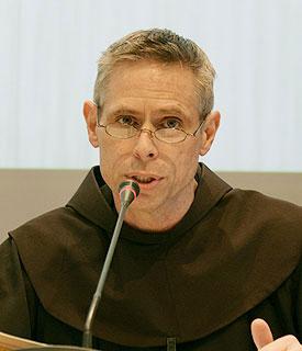 Papa Francisco recebe Ministro Geral da Ordem dos Frades Menores