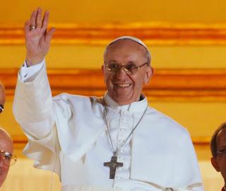 Coragem, papa Francisco, coragem!