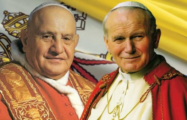 Santos Papas e Pastores Rogai por nós!
