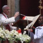 Mensagem do Papa Francisco para a Páscoa