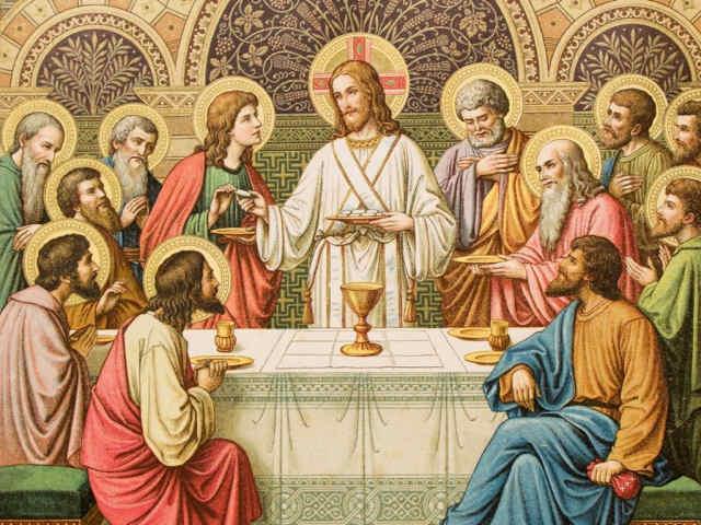 Quinta-feira Santa - Celebração Profética da Páscoa