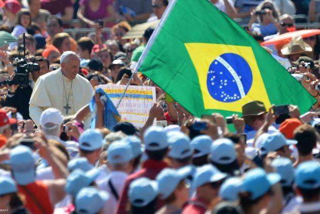 As 3 lições do Papa Francisco para uma Copa 'de solidariedade'