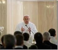 Papa Francisco: se você não está próximo às pessoas e não dá esperança, as pregações são vaidades