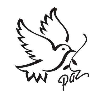Em nome de Deus, paz!
