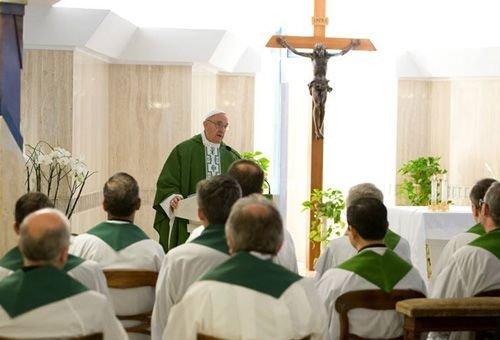"""Papa Francisco: """"O Evangelho é novidade; não temamos as mudanças na Igreja"""""""