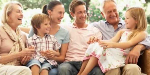 Sem comunicação, a família acaba