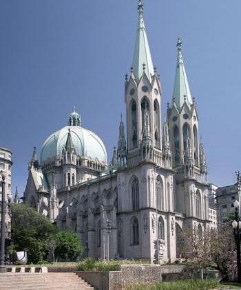 São Paulo 270 anos de diocese