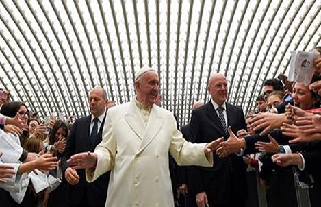 Papa Francisco fala sobre a 'misericórdia na Bíblia'