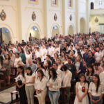 Dom José Roberto aos crismandos: Nossa voz deve anunciar Cristo!