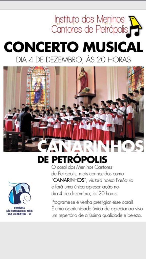 Cantores de Petrópolis
