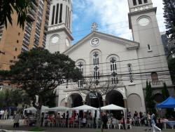 """A festa na Paróquia São Francisco de Assis: """"com Santo Antônio ser sal da terra e luz do mundo""""."""