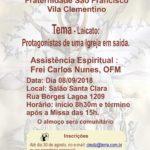 Inscrições abertas para o Retiro Franciscano