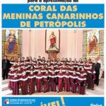 Concerto Musical com o Coral das Meninas Canarinhos de Petrópolis