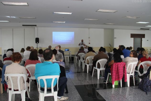 Miniencontro das Fraternidades da Capital e Guarulhos da OFS