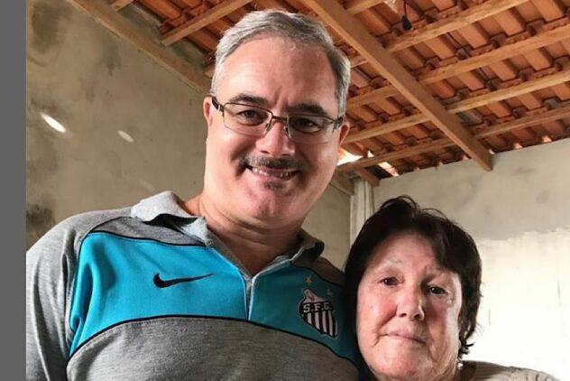 Homenagem aos avós - Frei Carlos Nunes Corrêa, ofm