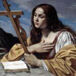 """SANTA MARIA MADALENA, AJUDAI-NOS A SEGUIR FIELMENTE A JESUS"" – FREI CARLOS N. CORRÊA, OFM"