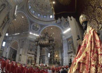 Homilia da celebração dos Santos Apóstolos Pedro e Paulo